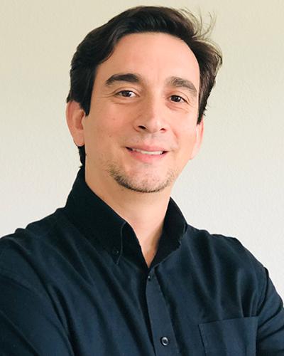 Juan Valcarcel Director de Preventa y Arquitecto de Soluciones de VSN para Américas
