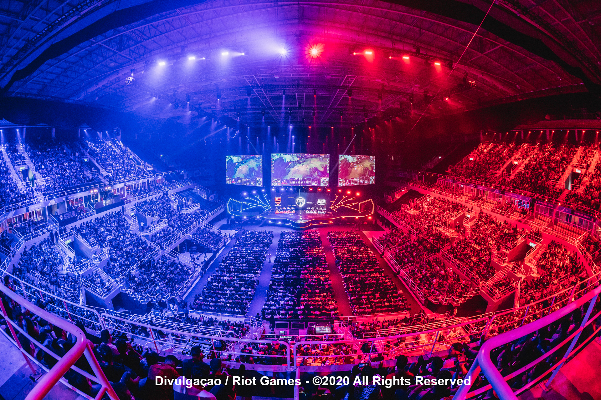 Riot Games trusts VSN for their E-sports content archive