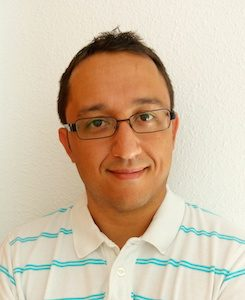 Raúl Marín, Senior Software Engineer in charge of this project