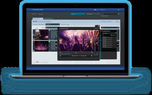 VSNEXPLORER is fully integrated with SGL FlashNet